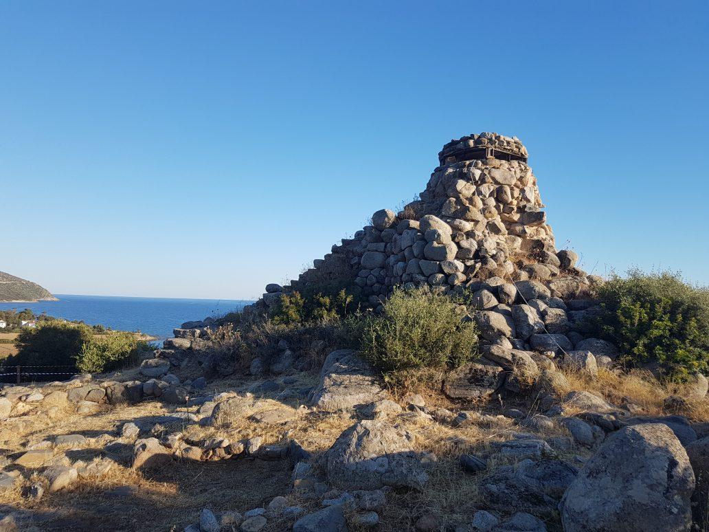 Il nuraghe Diana - Tra archeologia e leggenda