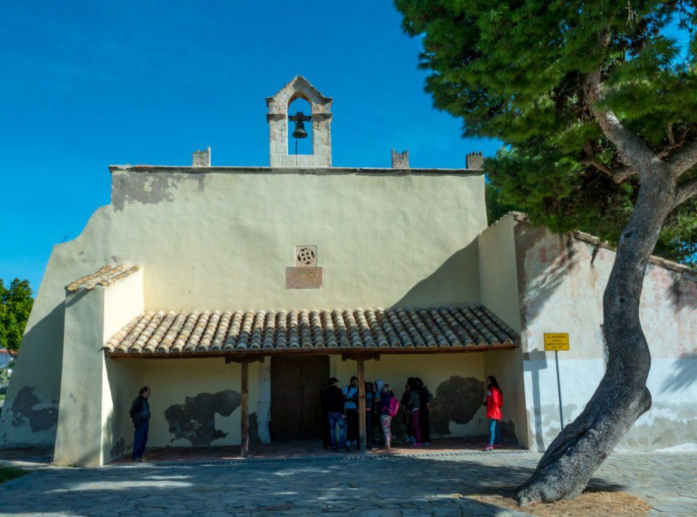 La chiesa campestre di Sant'Andrea
