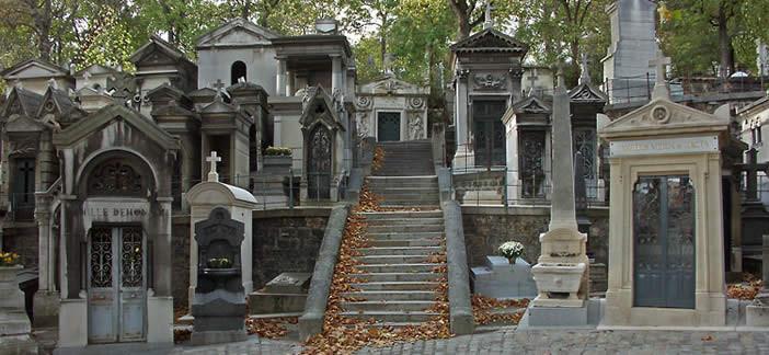 I cimiteri monumentali tra arte e leggenda
