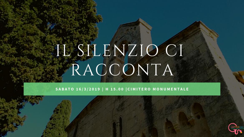 Il Silenzio ci racconta - Tour al cimitero monumentale di Quartu