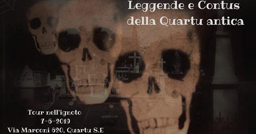Leggende e Contus della Quartu antica