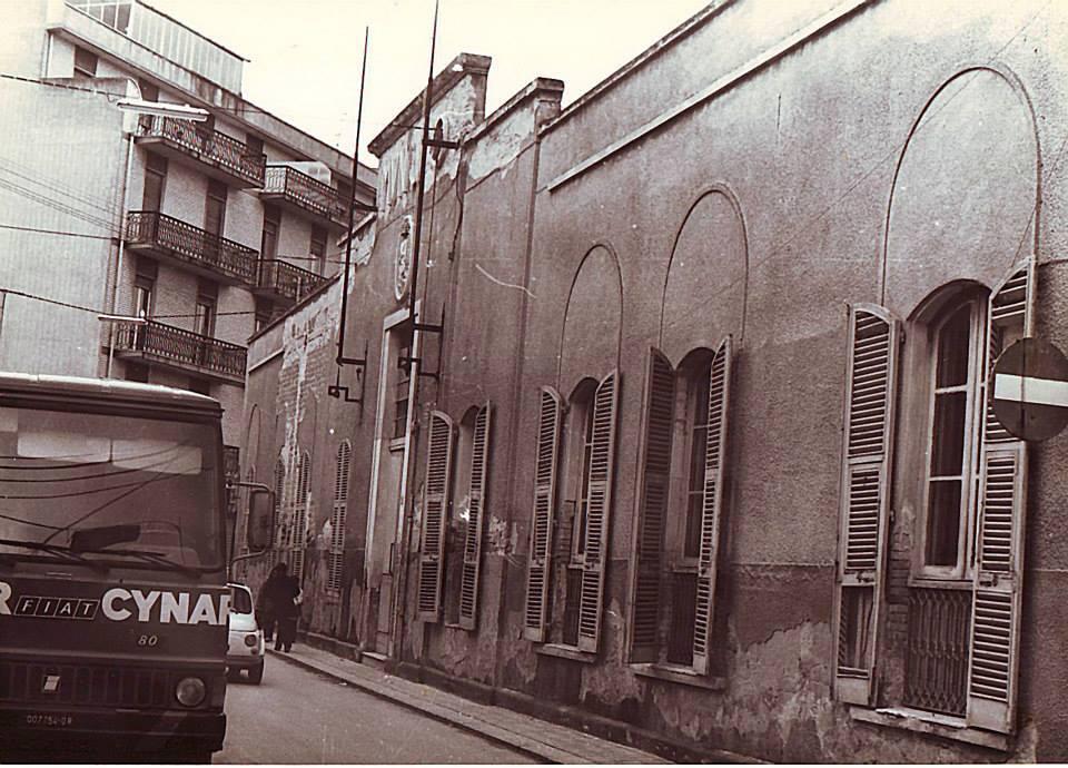 La vecchia casa comunale